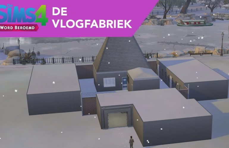 Website met Sims 4 game video's nodig?