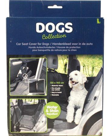hondendeken auto