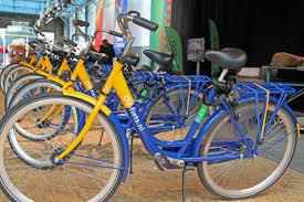 Waarom een fiets op locatie huren?